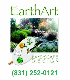 Earth Art Landscape Design, Saratoga,  California.